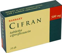 Prospect Cifran - Infectii la Nivelul Testiculelor - Infectii - Infectii ale Tractului Urinar