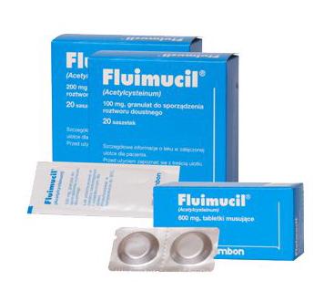 Prospect Fluimucil