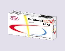 Prospect Indapamida - Retentie de Apa & Tensiune Ridicata