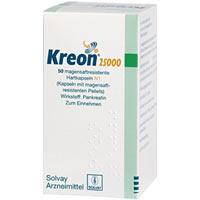 Prospect Kreon 25000 - Enzime Digestive Insuficienţei Pancreatice