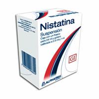 Prospect Nistatin | Candidoza
