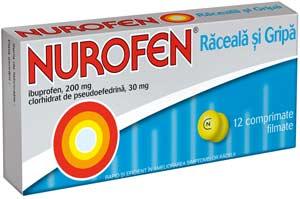Nurofen Raceala Gripa