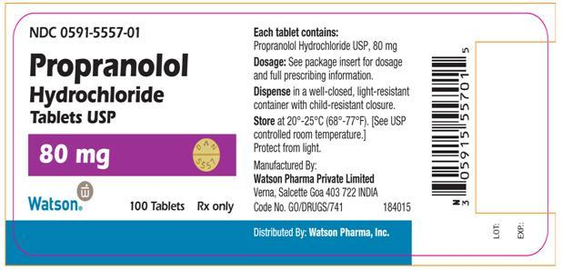 Prospect Propranolol 10 mg,40 mg