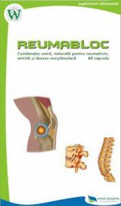 reumabloc prospect pentru reumatism si dureri articulare