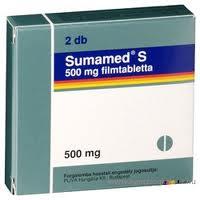 Prospect Sumamed 500mg