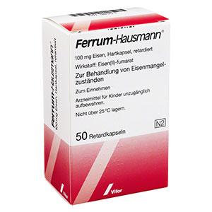 Ferrum Hausmann Prospect