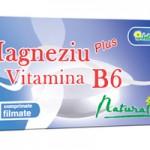 Prospect Magneziu cu vitamina B6