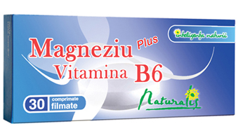 Magneziu + Vit B6 Prospect
