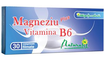 Prospect Magneziu + Vit B6 - Mentine Functia Musculara Nervoasa