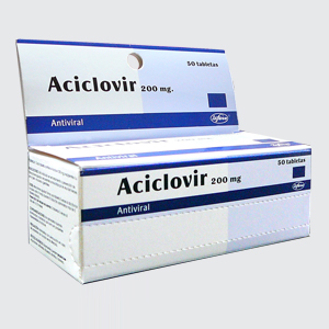 aciclovir prospect