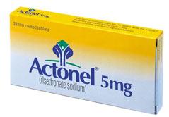 Prospect Actonel 75mg – Boli Osoase Osteoporoza Fracturi
