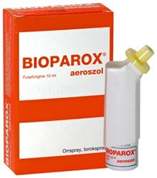 Prospect Bioparox, spray bucofaringian şi nazal