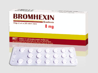 Prospect Bromhexin 8mg