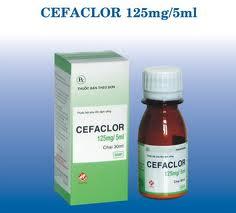 cefaclor prospect