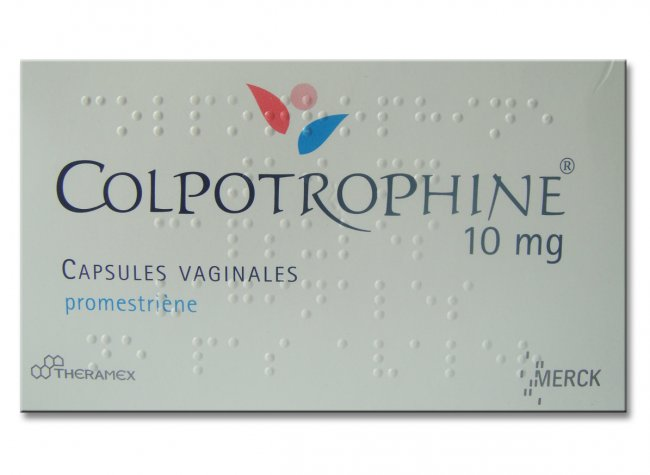 Prospect COLPOTROPHINE