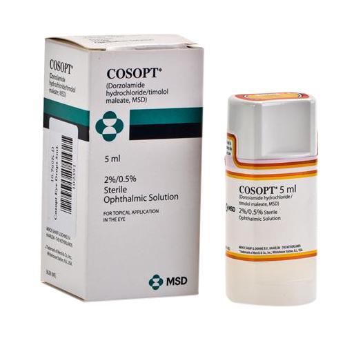 Prospect COSOPT - Glaucom