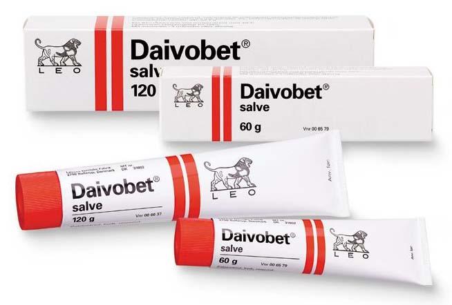 Prospect Daivobet unguent - Psoriazis