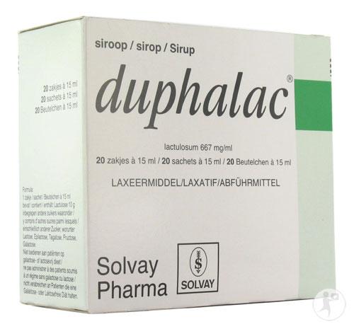 Prospect Duphalac – Constipatie Cronica