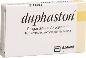 Prospect Duphaston 10 mg comprimate filmate