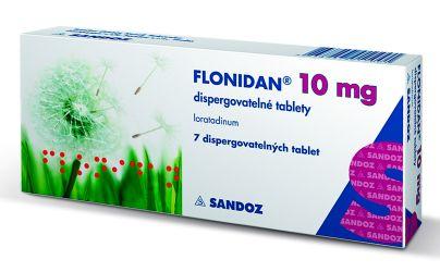 Prospect Flonidan - Antihistaminic Alergii
