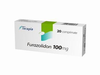 Prospect Furazolidona 25-100mg