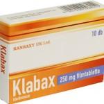 Prospect Klabax 2011