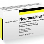 Prospect Neuromultivit – nevralgii neuropatii