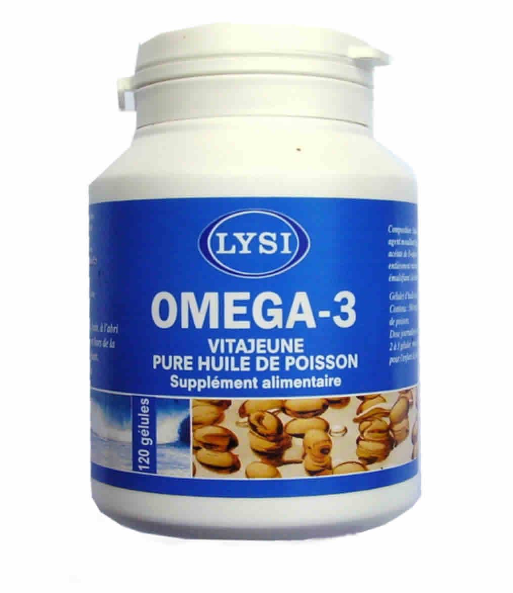 Prospect Omega 3 - ulei de somon