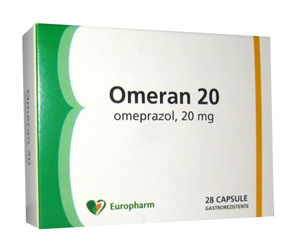 Prospect Omeran - antacid ulcer gastric si duodenal