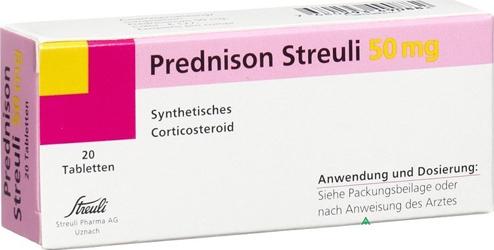 Prospect Prednison - Alergii