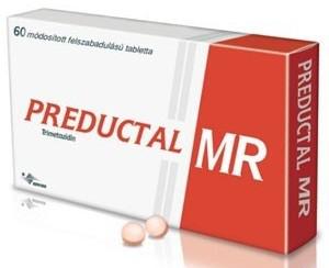 Prospect Preductal - angina pectorala