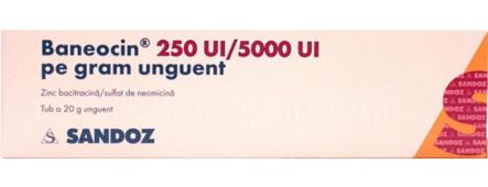 Baneocin prospect