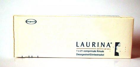Prospect Laurina - Contraceptiv Oral