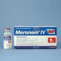 Prospect Meronem - Infectii
