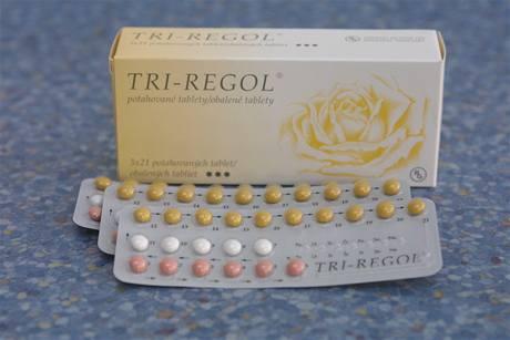 Prospect TRI-REGOL - Contraceptiv Horminal