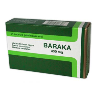 Prospect Baraka - imunitate la copii