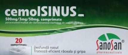 Prospect CemolSinus