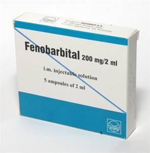 Prospect Fenobarbital - Antieliptic - Sedativ - Hipnotic - Tulburari de Somn