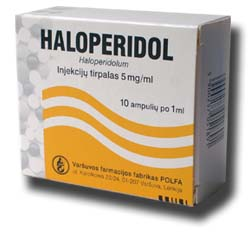 Prospect Haloperidol 5mg/ml - Antipsihotic Delir Paranoia