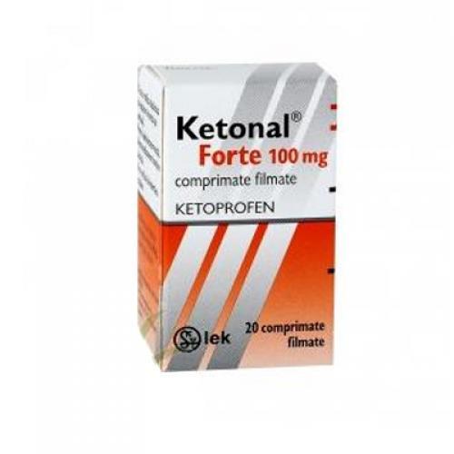 Prospect Ketonal Forte 100mg