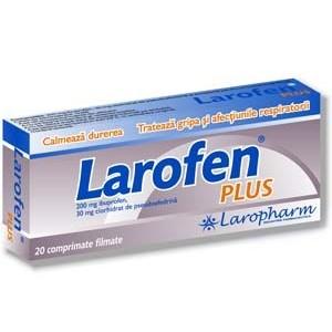 larofen plus ibuprofen