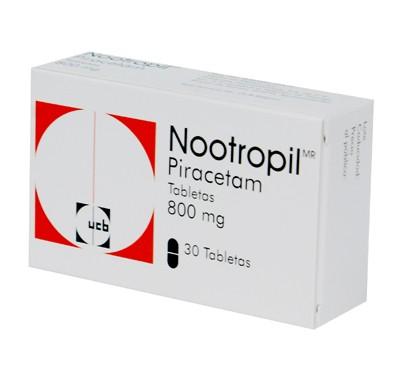 Prospect Nootropil - Memorie Invatare Atentie