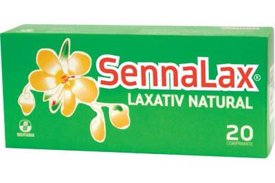 SennaLax Laxativ Constipatie