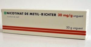 Nicotinat de metil Prospect