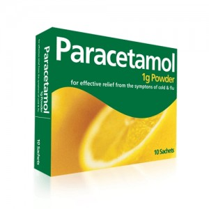 Paracetamol Prospect
