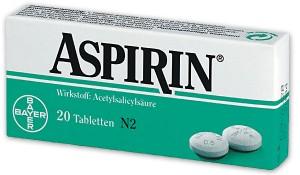 aspirin prospect