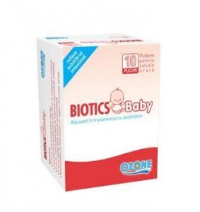 biotics copii prospect