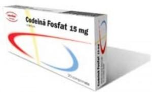 codeina fosfat prospect
