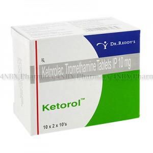 Prospect Ketorol - Tratamentul Durerilor Acute