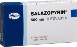 salazopyrin prospect